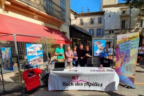 Journée des Associations St Rémy le 08-09-19