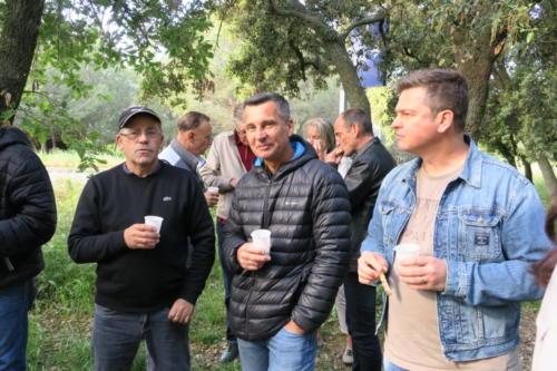 Ascension 2018 - Petit dej avec le Rock des Alpilles