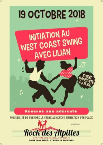 SOIREE INITIATION WEST COAST SWING _19-10-18