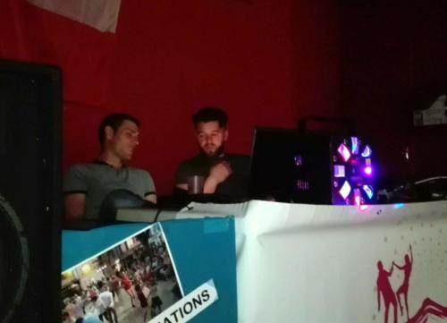 1er Salé Sucré - 18-10-19 - DJ en pleine réflexion !