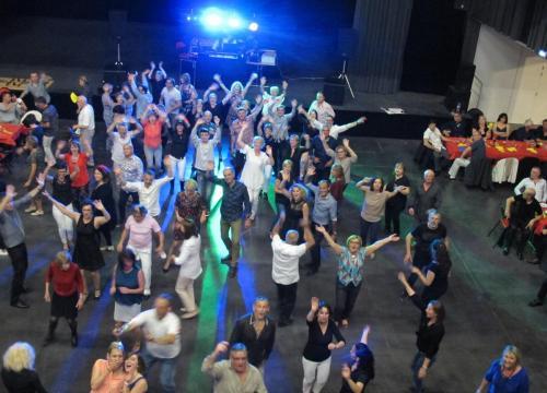 Soirée dansante ROCK DES ALPILLES à l' Alpilium - 2017